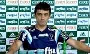 Veja a íntegra da coletiva de imprensa do meia Robinho, do Palmeiras