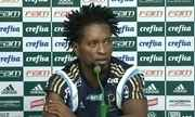 Veja a entrevista do meia Zé Roberto, do Palmeiras