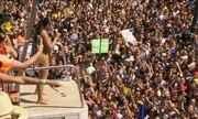 Sábado de ressaca do carnaval anima foliões no Rio