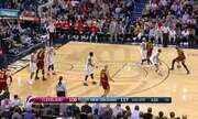 Melhores momentos de Cleveland Cavaliers 122 x 124 New Orleans Pelicans pela NBA