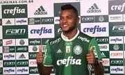 Apresentado no Palmeiras, Borja é inscrito no Paulista e já fica no banco