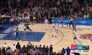 Melhores momentos de Philadelphia 76ers 109 x 110 New York Knicks pela NBA