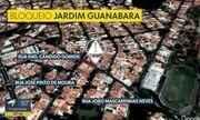 Obras na galeria de água bloqueia trecho de via no Jardim Guanabara, em Campinas