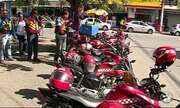 Mototaxistas reivindicam por audiência pública com a Destra