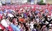 Candidatos fecham campanha presidencial na Turquia