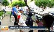 20 pessoas presas na operação Anjos da Lei