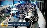 Festa termina em confusão com jovens em Aracaju
