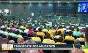 Câmara aprova projeto de regulamentação de transporte por apps