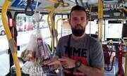 Vendedor de balas procura cliente que pagou doces com nota de R$ 100 em vez de R$ 2