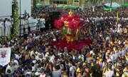 Dois milhões de fiéis celebram o Círio de Nazaré, em Belém