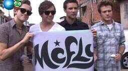 Nos bastidores do McFly