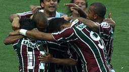 O gol de Fluminense 1 x 0 Guarani pela 38ª rodada do Brasileiro 2010