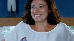 Cap 23/03 - Cena: Griselda é convidada para ser paraninfa de turma