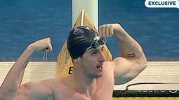 Chamada Rumo a Londres: a potência da natação australiana