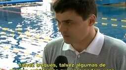 Alexander Popov não acredita que Cesar Cielo vá bem nas Olimpíadas de Londres