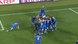 Os pênaltis de Inglaterra (2) 0 x 0 (4) Itália pelas quartas de final da Eurocopa