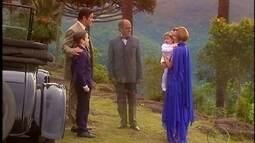 Ludovico aparece para Ana