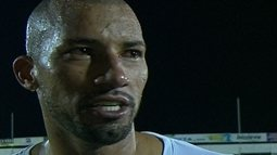 Kadu lamenta a eliminao do Bragantino: &quot;A gente entrou meio que no sono&quot;