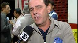Gilson Morais assume a presidncia do Guarani de Divinpolis