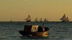 Globo Mar mostra paisagens deslumbrantes do litoral cearense