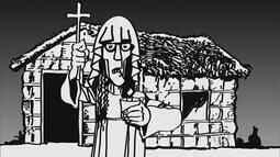 2º Bloco | Na indefinição das crenças do Sertão, se juntam lendas como caipora e saci