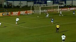 Quase gol contra de Preto Costa, do Icasa