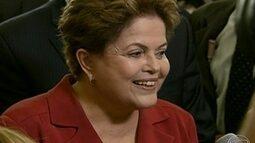 Dilma afirma que modelo de partilha nos leilões do pré-sal não vai mudar
