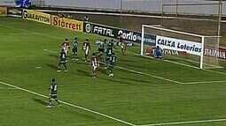 Milaaaagre! Por pouco não sai o segundo gol do Boa!