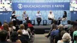 """Seminário """"Educação: Mitos x Fatos"""" 2013"""