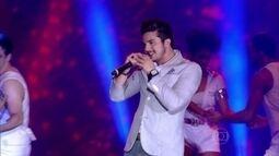 Luan Santana faz público vibrar com 'Tanto Faz'