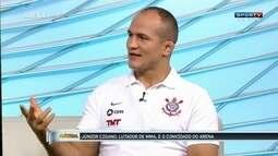 Junior Cigano diz que quer revanche com Cain Velásquez