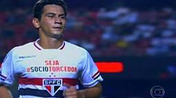 São Paulo conquista seu sexto ponto na Libertadores