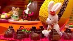 Aprenda a personalizar os ovos de Páscoa