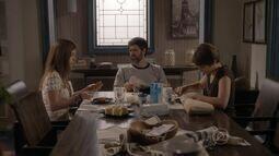 Comer Juntos - Bianca e Karina convencem Gael a procurar Dandara
