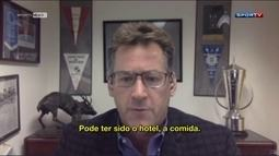Diretor da Federação de Remo dos EUA se pronuncia sobre caso de atletas doentes