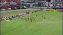 Confira os gols da vitória do CRB contra o Sampaio Corrêa, por 2 a 1, pela Série B