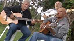 Trio João, Ditinho e Valdomiro tocam no Diário do Campo