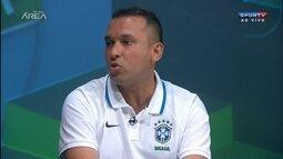 Gilberto Costa anuncia que assume comando da seleção brasileira de futebol de areia