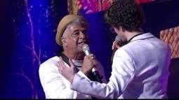 Lulu Santos e Ayrton Montarroyos cantam 'Eu só quero um xodó' na Final