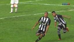 Os gols de Ceará 3 x 2 Joinville pela Copa São Paulo de futebol júnior
