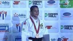 Medalhas para o Brasil no primeiro dia da etapa de Cuba do GP de Judô