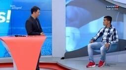 Wendell Lira diz que não lembra do discurso que fez na premiação da FIFA