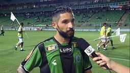 """Tony comemora vitória sobre o Figueirense: """"Ótima estreia"""""""