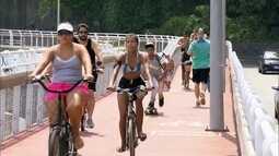 Saiba como curtir o verão e aproveitar as ciclovias e espaços de lazer do Rio