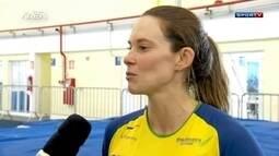 Fabiana Murer vence torneio em São Paulo e agora se prepara para mundial em março nos EUA