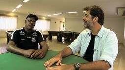 Universo Santástico - Bate-papo com o ídolo santista Serginho Chulapa