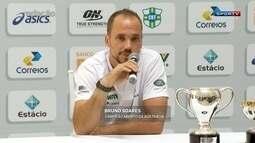 Entrevista: Bruno Soares fala sobre corrupção no tênis e a Olimpíadas