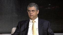 Presidente do Rioprevidência comenta proposta do governo para superar déficit das finanças