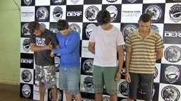 Operação contra roubos e furtos prende 15 pessoas em Campo Grande