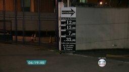 Lei muda as regras de cobrança em estacionamentos de todo o estado